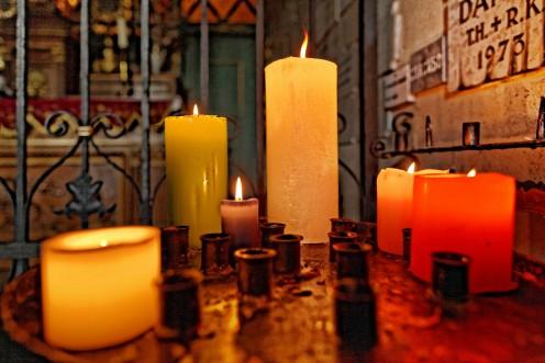 bougies-chapelle
