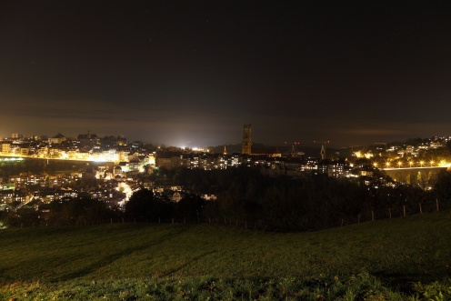 fribourg-by-night