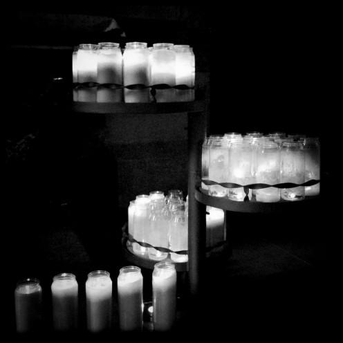 hauterive-abbaye-bougies