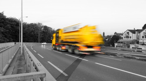 route-glane-camion